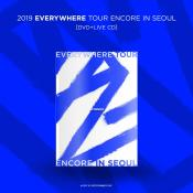 IKON / WINNER DVD Winner  2019 WINNER EVERYWHERE TOUR ENCORE IN SEOUL DVDLIVE CD