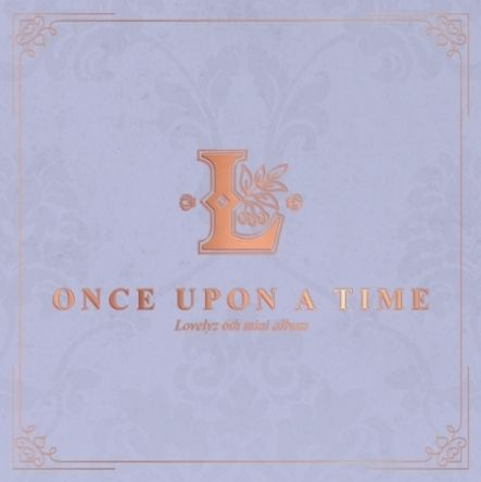 Lovelyz [CD] Lovelyz Mini Album vol.6 Once Upon A Time Normal Edition Random Cover 1 imageviewereshop_23
