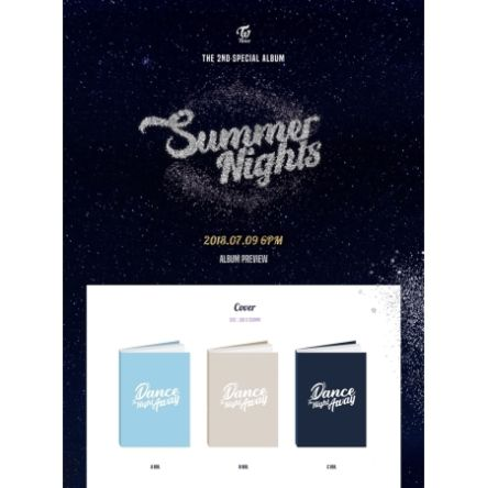 Twice [CD] Twice Special Album vol.2 Summer Nights 1 imageviewereshop_74